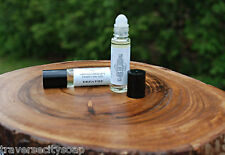 Breathe Perfume Oil, Essential Oils, Sweet Basil, Rosemary, Laurel leaf,