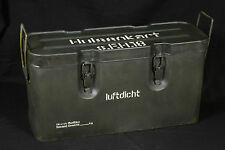 * STENCIL SET * WW2 WWII GERMAN SHELL BOX CASE 15cm FELD HAUBITZE FIELD HOWITZER
