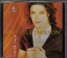 Michael Jackson-Earth Song cd maxi single 5 tracks