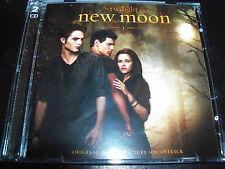 New Moon Twilight Original Soundtrack Limited Deluxe CD DVD Edition