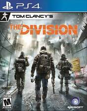 Tom Clancy's The Division PS4 Game NEW (English, Portuguese, Spanish, French)