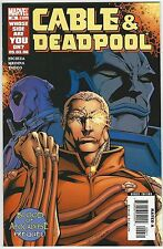 CABLE & DEADPOOL #26 BLOOD OF APOCALYPSE PREQUEL NM