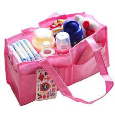 Bolsa de maternidad, para guardar pañales, biberones etc. #522