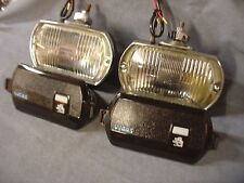 RANGE ROVER LUCAS CLASSIC CAR FT8 FOG LAMPS REFURBISHED