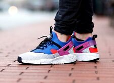 MEN'S SHOES SNEAKERS NIKE AIR HUARACHE UTILITY PREMIUM [806979 104]