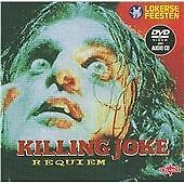 Killing Joke Requiem DVD & CD Rare Double Disc Special Edition.(New/Sealed)