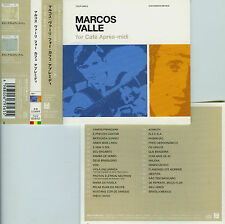 MARCOS VALLE  for café après-midi / EMI, JAPAN