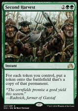 MTG SECOND HARVEST - SECONDO RACCOLTO - SOI - MAGIC