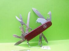 AUTHENTIC SWISS KNIFE // COUTEAU SUISSE VICTORINOX HUNTSMAN LITE LED 21 OUTILS