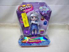 GEMMA STONE Shopkins Shoppies 2016 Exclusive LIMITED EDITION w/ 4 Rare Shopkins