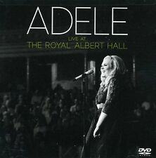 Adele: Live at the Royal Albert Hall [2 Discs] [Clea DVD Region 1