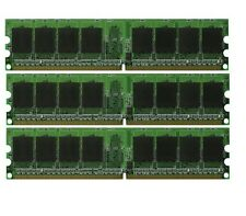 NEW 3GB (3x1GB) Memory PC2-5300 LONGDIMM For HP Pavilion Media Center a1630n