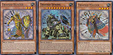 Triamid Budget Deck - Hunter - Sphinx - Master -  Dancer - 55 Cards - Yugioh
