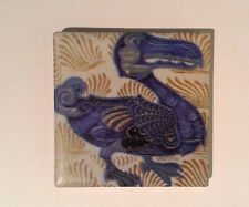 William De Morgan  Dodo Fridge Magnet Ceramic Tile Kiln Fired Tiles