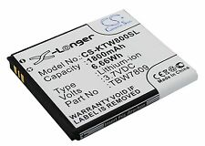 Premium Battery for K-Touch E6, E806, T6 Quality Cell NEW