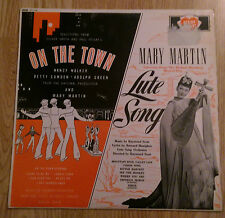 Mary Martin - Lute Song / On The Town - Ace of Hearts AH129 (Mono UK)
