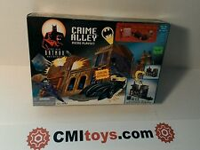 NEW BATMAN ADVENTURES CRIME ALLEY MICRO PLAYSET SEALED CONTENTS