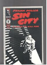 SIN CITY: A DAME TO KILL FOR 1-6 VF/NM RUN LOT OF 6 FRANK MILLER HIGH GRADE