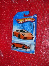 2009 Hot Wheels Dream Garage Lamborghini Murcielago P2470-BT910  snow pkg