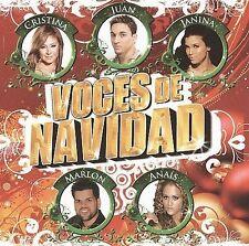 Voces de Navidad -MARLON, JUAN, CRISTINA,JANINA,ANAIS