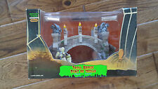 Spooky Town TROLL BRIDGE #53519 Table Accent 2005 Lemax NIB