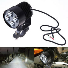 12V-85V 12W LED Spot Light Head Lamp Bulb Motor Bike Car Motorcycle Super Bright