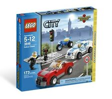 Lego 3648 City Police Chase (FREE Passport & Sticker Set)