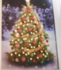 "Mr. Christmas Interactive Musical Illuminart Tree #10491 20"" x 16"""