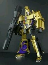 Transformers Masterpiece MP-05G Gold Version Megatron (Takara) MISB
