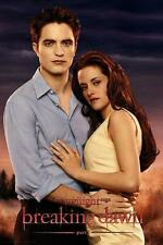 Breaking Dawn Pt 1 : Edward & Bella - Maxi Poster 61cm x 91.5cm (new & sealed)
