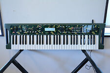 Korg X50 X50CF 61-Key Synthesizer Keyboard rare camouflage color model with box