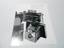 VINTAGE CATALOG #2328 - POLARIOD CAMERA PRICE LIST - FEB 1 1975