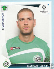 Football Sticker- Panini Uefa Champions League 2009-10 - No 61 - Maccabi Haifa