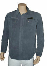 chemise velour homme 55 DSL ( by diesel ) modele fiver camicia taille M