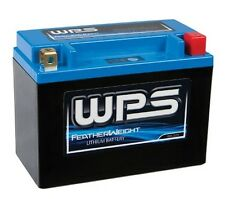 WPS Featherweight Motorcycle Lithium Battery 1966 Honda CL77 # HJB7B-FP-IL