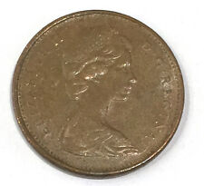 Canada 1 cent coin 1976