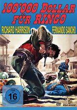 100.000 Dollar für Ringo (Richard Harrison) DVD NEU + OVP!