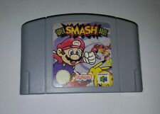 Super smash bros. NINTENDO 64 pal