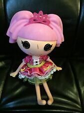2009 LaLaLoopsy Full Size Doll Jewel Sparkles- Original Outfit