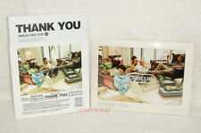 CNBLUE First Step +1 Thank You CD +40P +6 Photo Cards