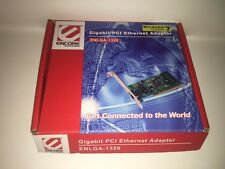 NEW ENCORE Gigabit Ethernet 32-bit NIC Network Adapter 10/100/1000Mbps