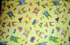 FABRIC FOR CRAFTING & QUILTING THE BEAUTY SHOP by RED ROOSTER TOTAL 1yd.