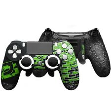 OpTic GreenWall Infinity 4PS Wireless SCUF Gaming Controller for PlayStation 4