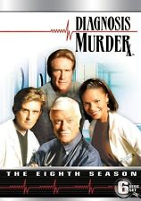 Diagnosis Murder: Complete Eight Season (2014, REGION 1 DVD New)