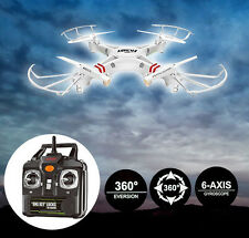 Stealth Challenger Drone 2.4ghz Remote Control 6 Axis 360 Degree Stunt Copter
