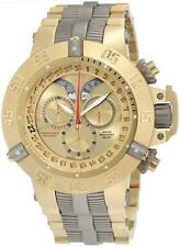 Invicta 1570 Subaqua Swiss Made Chronograph Stainless Steel Bracelet Mens Watch