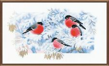 RIOLIS  1388  COUNTED CROSS STITCH KIT - FROSTY MORNING