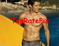 MATTHEW MORRISON - Glee's Sexy Barechested Stud (Gay Int.) 8x10 Photo #1