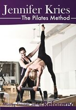 Jennifer Kries Master Trainer DVD - Pilates Reformer