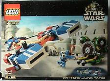 NEW Lego Star Wars 7186 Watto's Junkyard SEALED